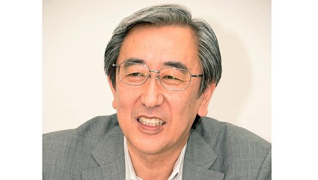 浦野正男・中心会理事長