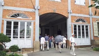 栄一が創業した富岡製糸場