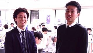 呉屋さん(左)と大城さん