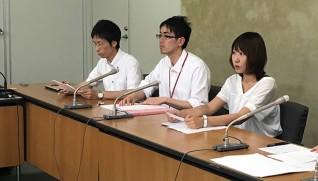 労働組合「介護・保育ユニオン」の会見