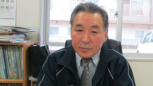 松岡文男理事長