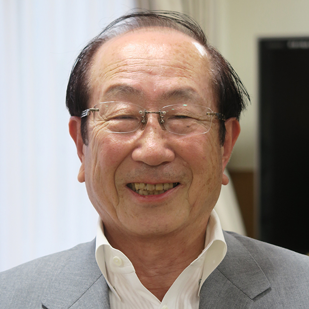 吉田寛一郎・現理事長