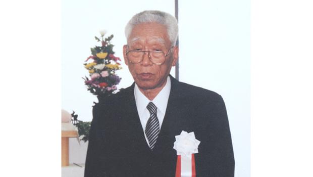 石田太禅・第3代理事長