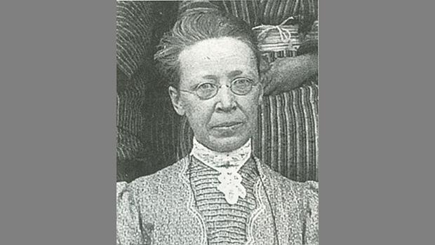 フランシス・E・ フェルプス初代院長